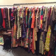 Lots of dresses!