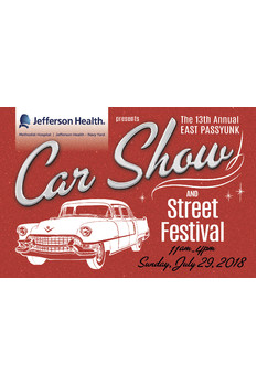 13th East Passyunk Car Show and Street Festival